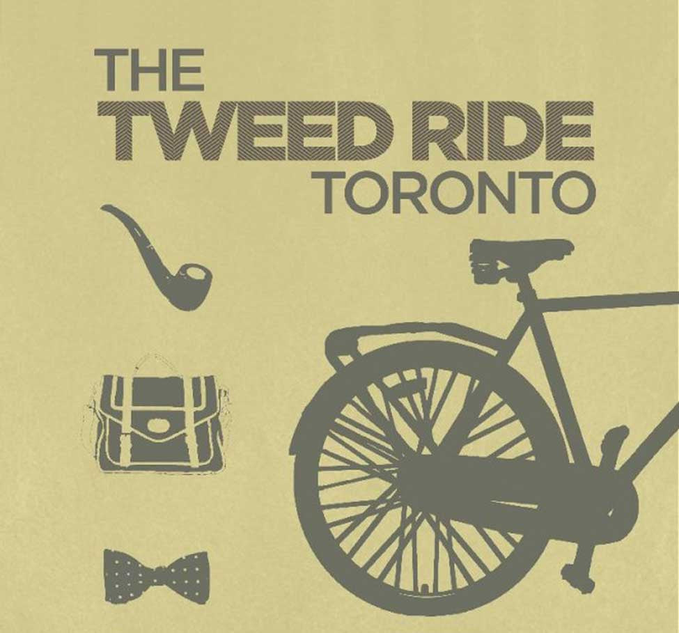 TORONTO TWEED RIDE OCTOBER 15!