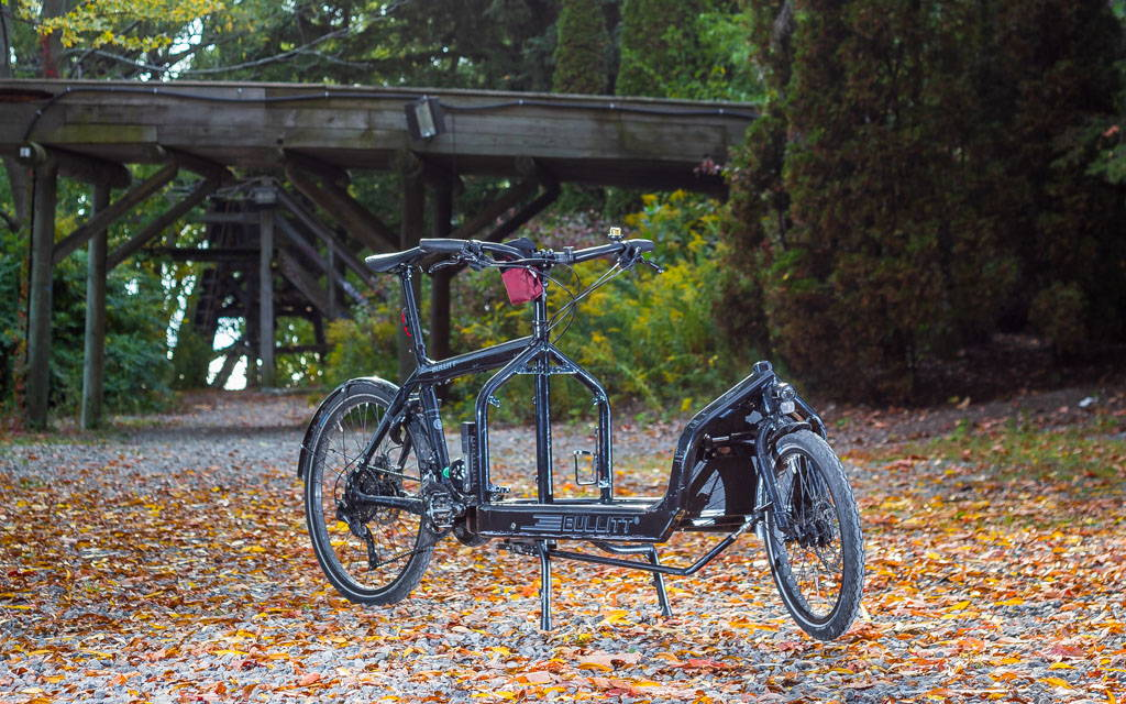 The Bullitt Cargo Bike: A Love Story