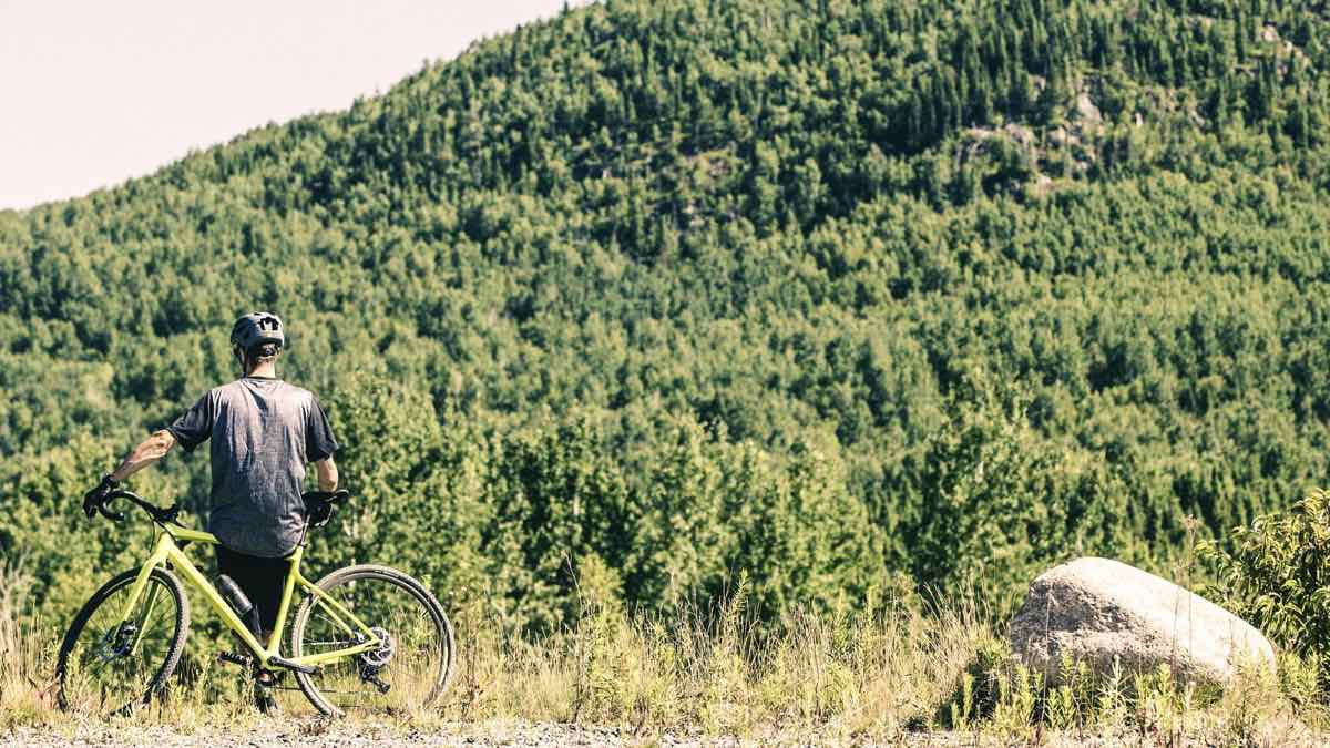 Why Gravel Bikes? – Curbside Cycle