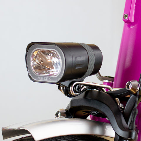 Brompton Dynamo Light Package Spanninga Axedo Front Light