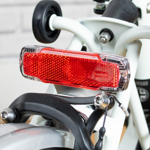 B&M 2C Twin LED Dynamo Rear Light