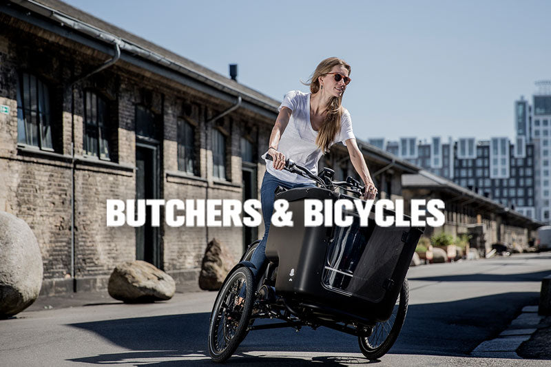 Butchers & Bicycles Brand Image
