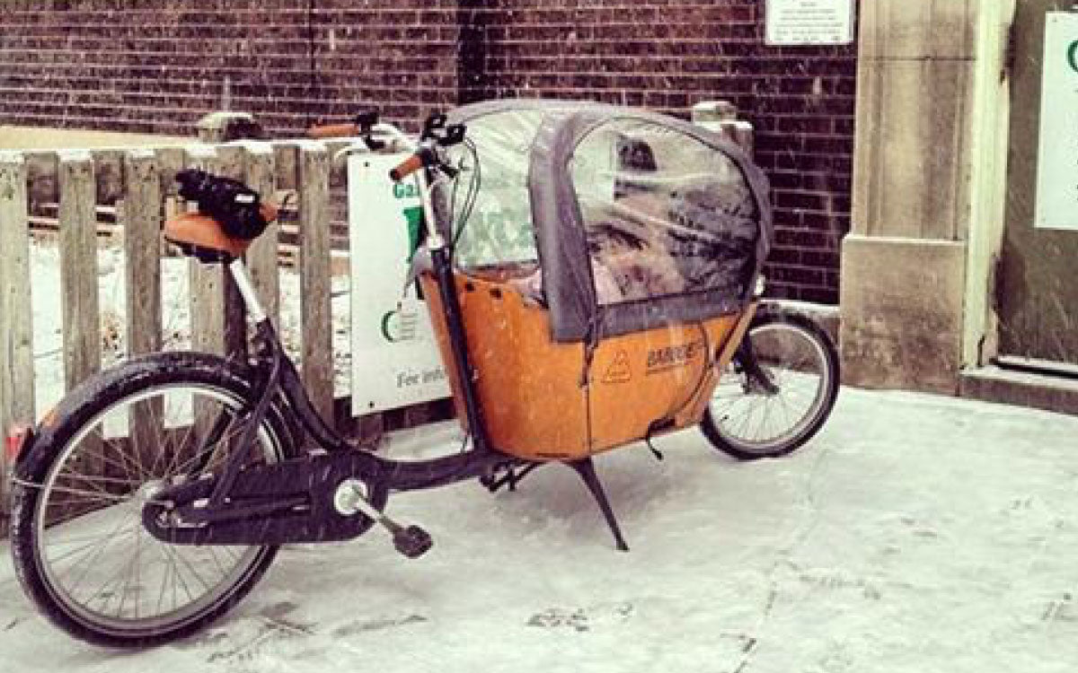 Cargo Bike Faceoff – Curbside Cycle
