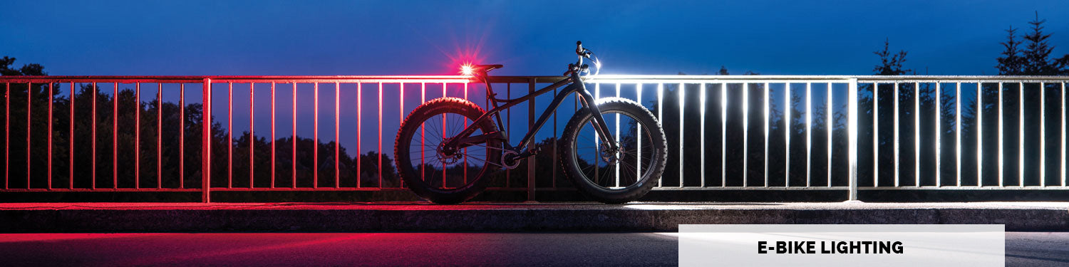 E-Bike Lighting Specialists