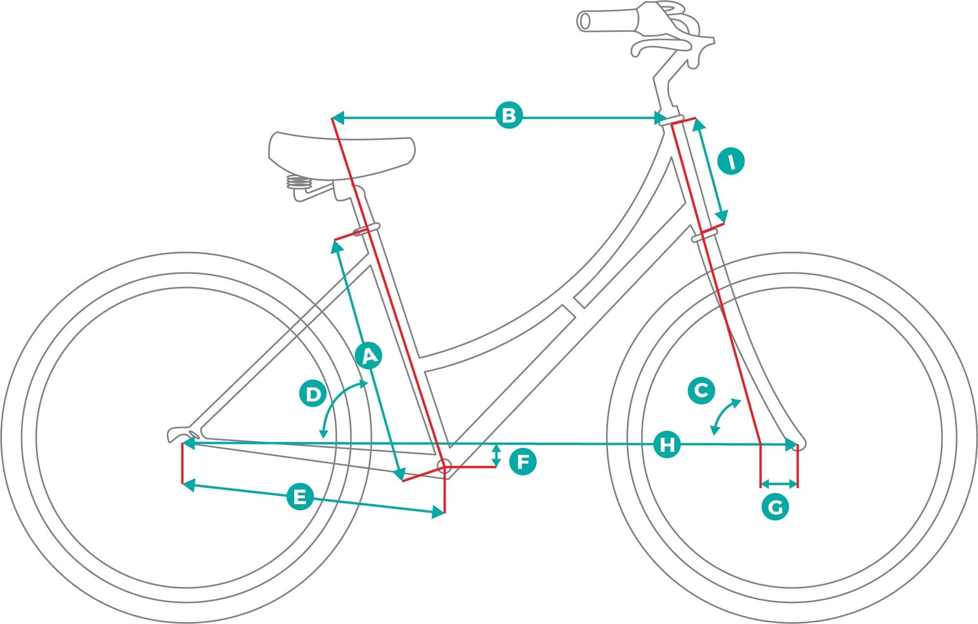 Geometry Labeled Bike