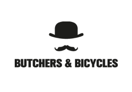 Butchers and Bicycles Logo