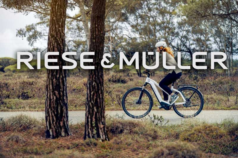 Riese & Muller Brand Image