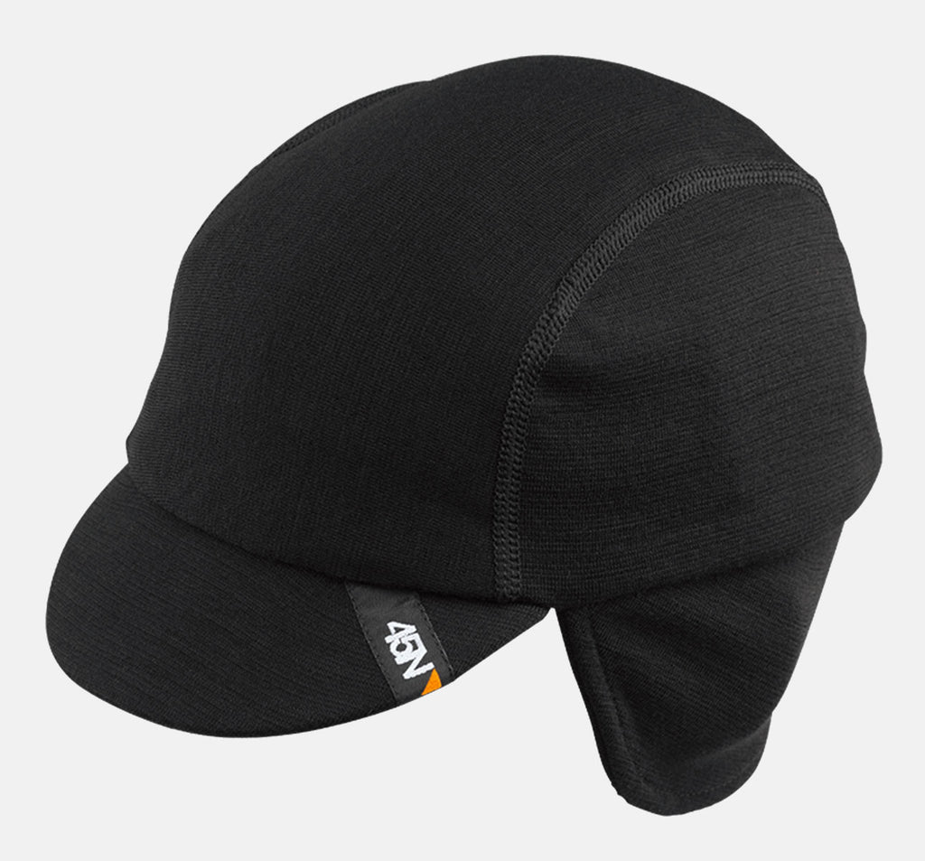 45NRTH Greazy Cap - Thermal Merino Wool Cycling Cap