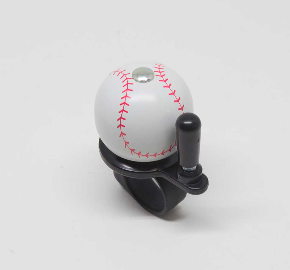 49N BASEBALL & BAT BICYCLE BELL
