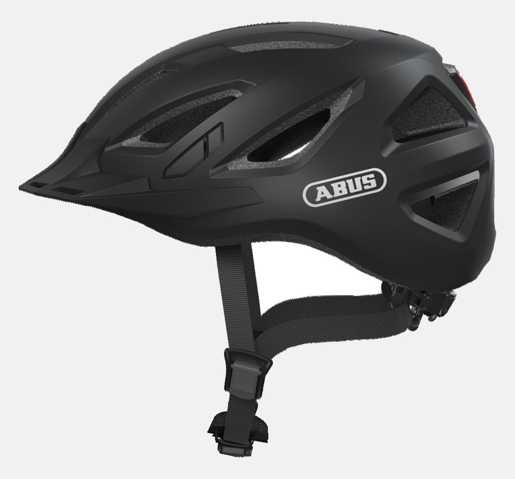 ABUS Urban 3.0 Helmet in Black