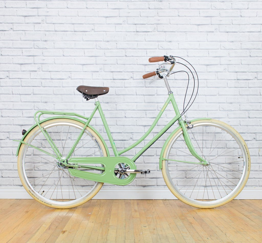 BABETTE - OMA DUTCH - PASTEL GREEN