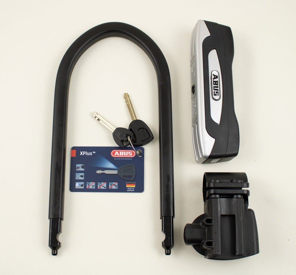 Abus Granit X-Plus 54 High Security Bicycle D Lock