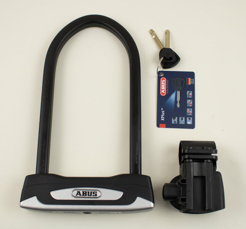 Abus Granit X-Plus 54 High Security Bicycle U Lock with Bracket