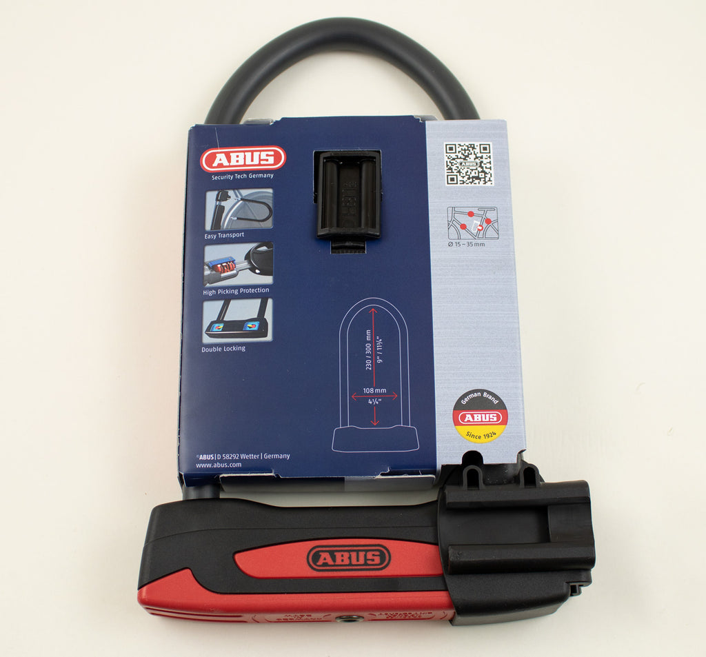 Abus Granit 53 London High Security D-Lock