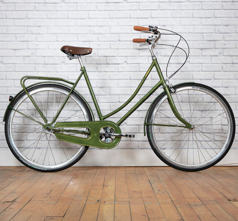 BABETTE - OMA DUTCH - APPLE GREEN - DEPOSIT