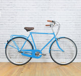 Achielle Basiel Opa Dutch Roadster City Bike in Heavenly Blue