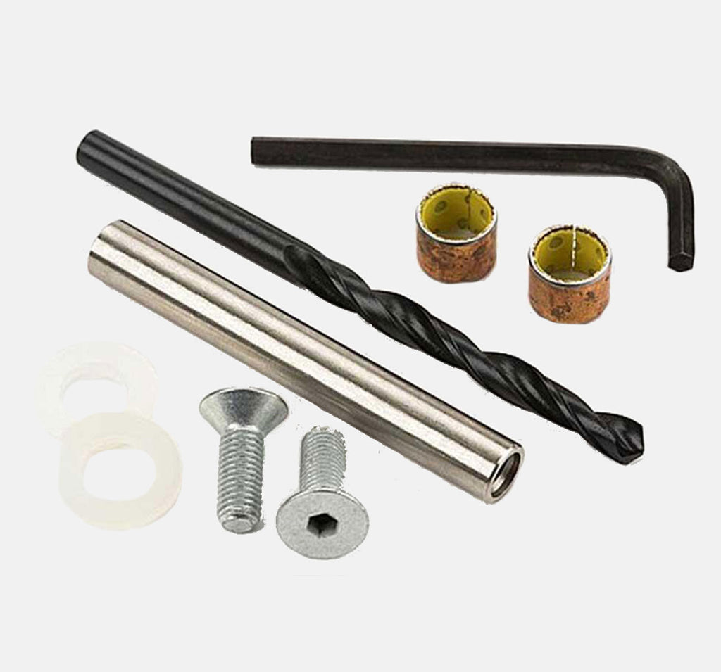 Brompton RearHinge Bush and Spindle Kit, Excluding Reamer