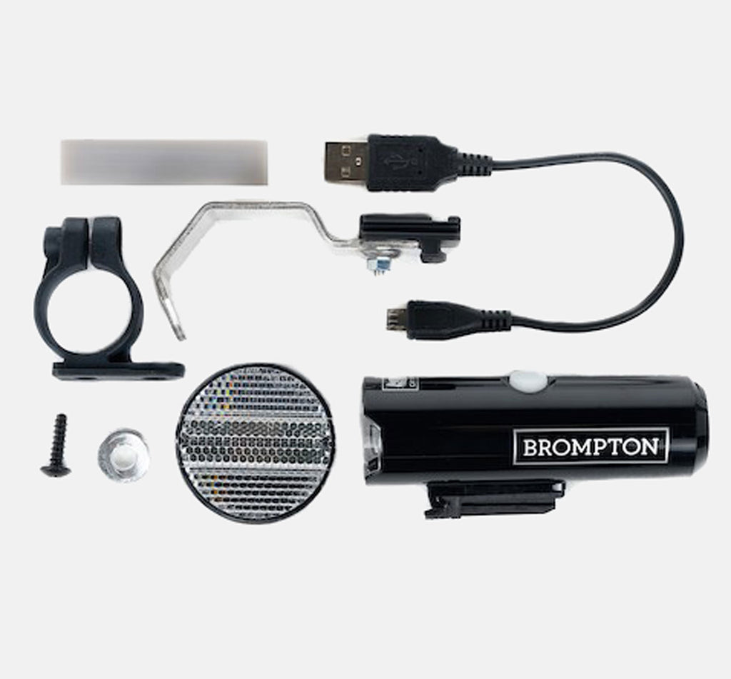 Brompton USB Front Light By Cateye - Volt 400
