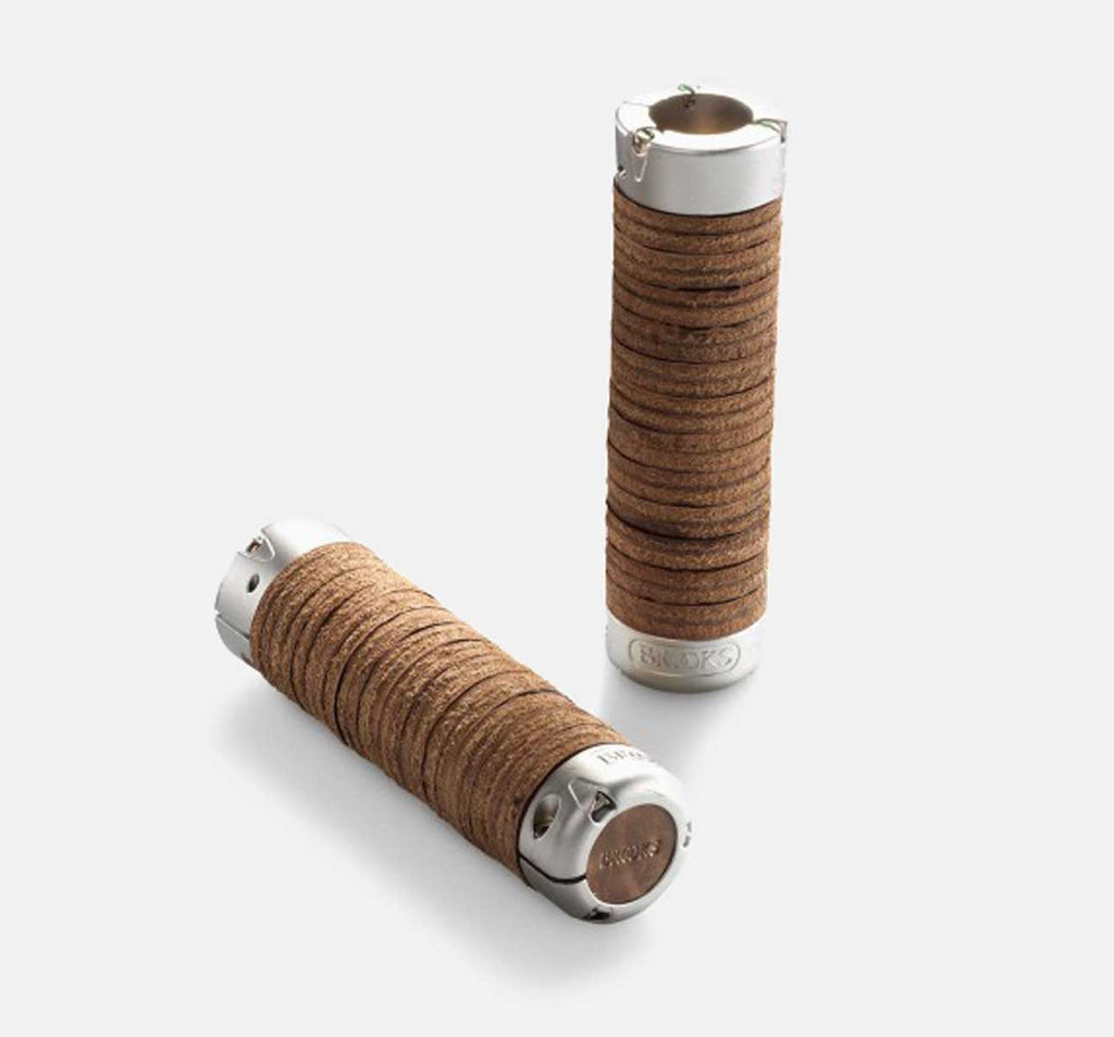 LEATHER RING GRIPS