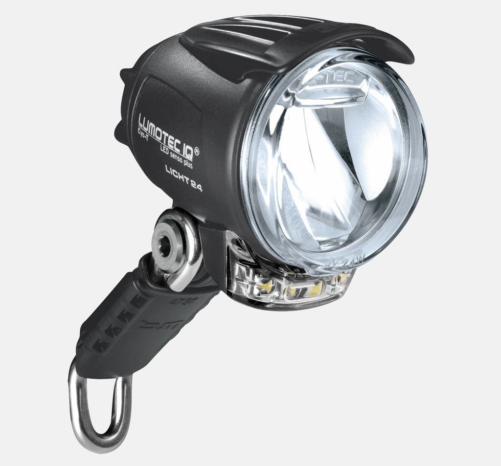 BUSCH AND MULLER LUMOTEC IQ PREMIUM CYO T SENSO PLUS FRONT LIGHT