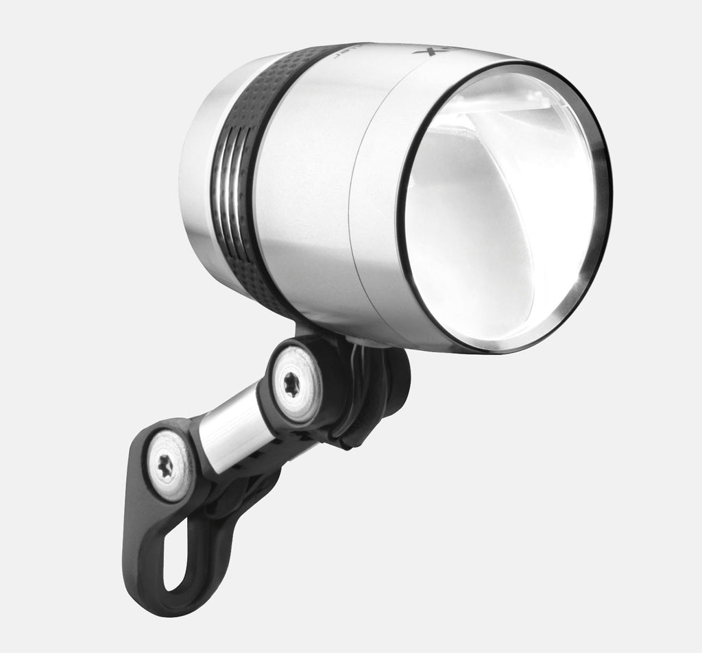 BUSCH AND MULLER LUMOTEC IQ-X FRONT DYNAMO LIGHT