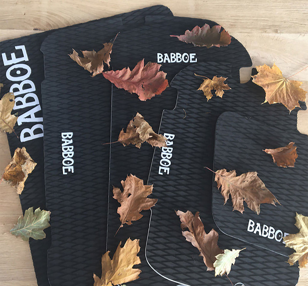 Babboe City Anti-Slip Rubber Mat To Put Into Cargo Box