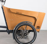 Babboe Carve Tilt Steering Cargo Bike with Yamaha E Assist