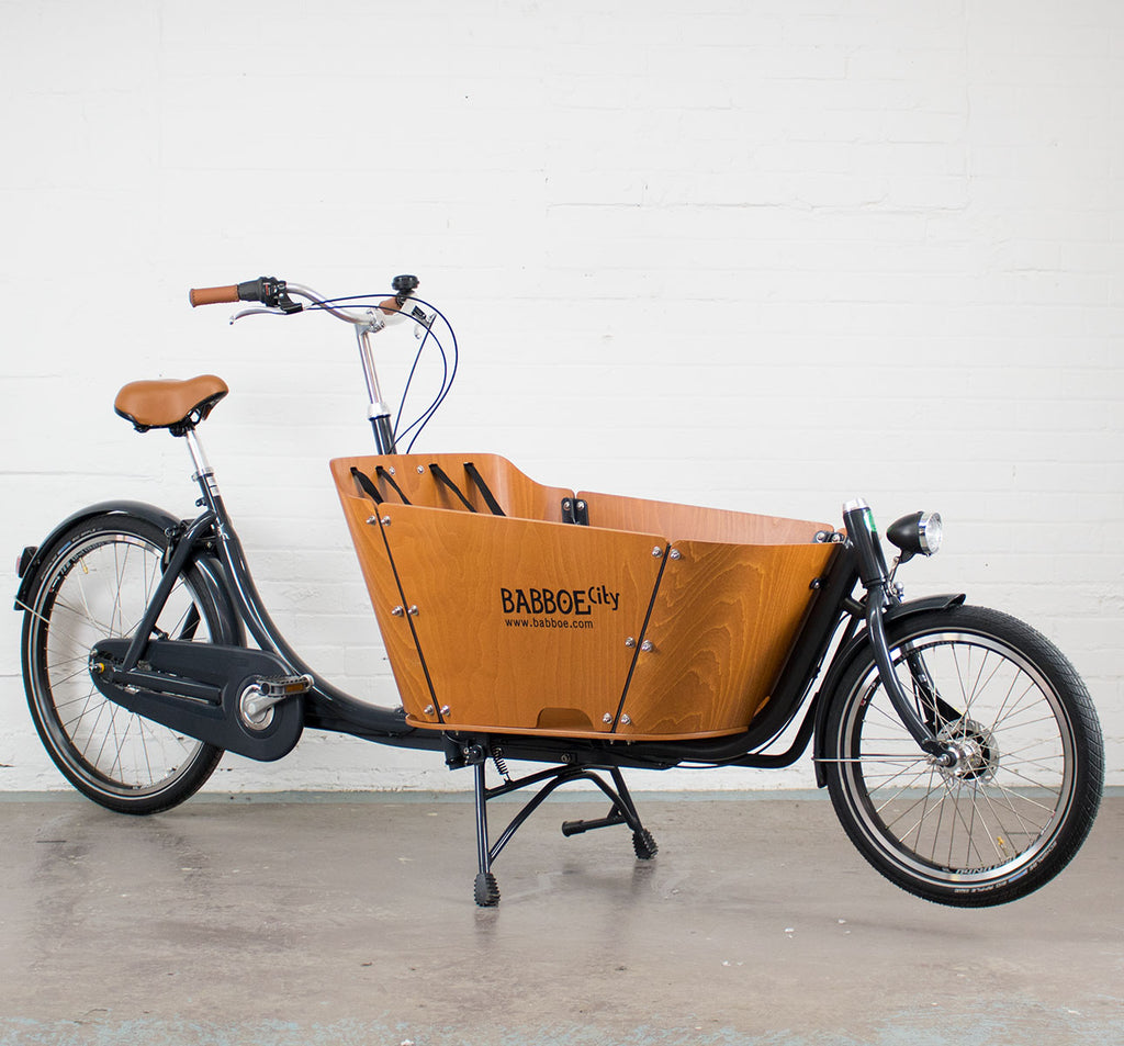 Babboe City two Wheel Cargo Bike