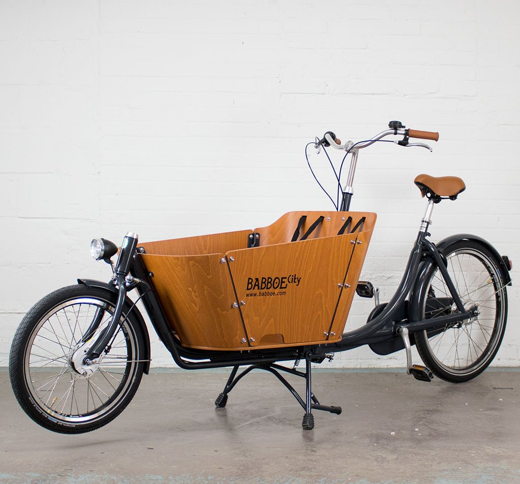 Babboe City Dutch Cargo Bike