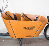 Babboe City Cargo Bike Extra Bench