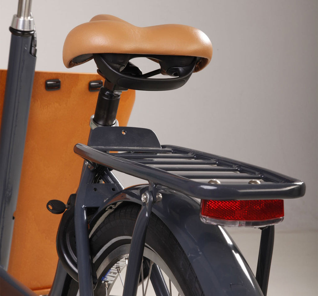 Babboe Rear Rack For City/Curve/Carve Mountain Cargo Bikes