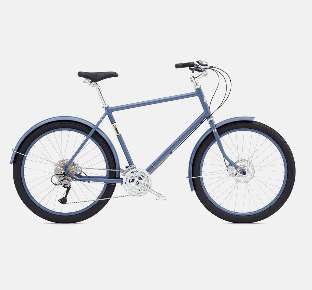 Benno Ballooner 27D Roadster Navy Blue City Bike