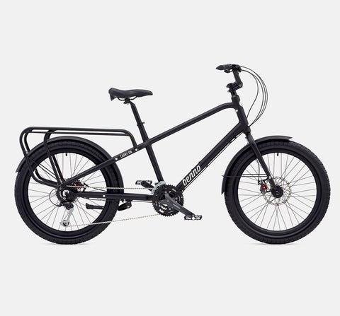 E-BULLITT - STEPS E6100 - NEXUS 5 Di2 GATES - BIKE WITH CARGO PACK