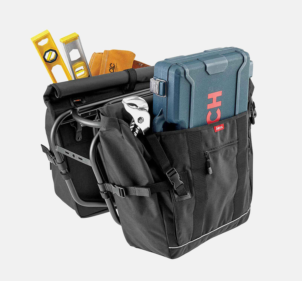 Benno Utility Pannier Bag with Toolbox