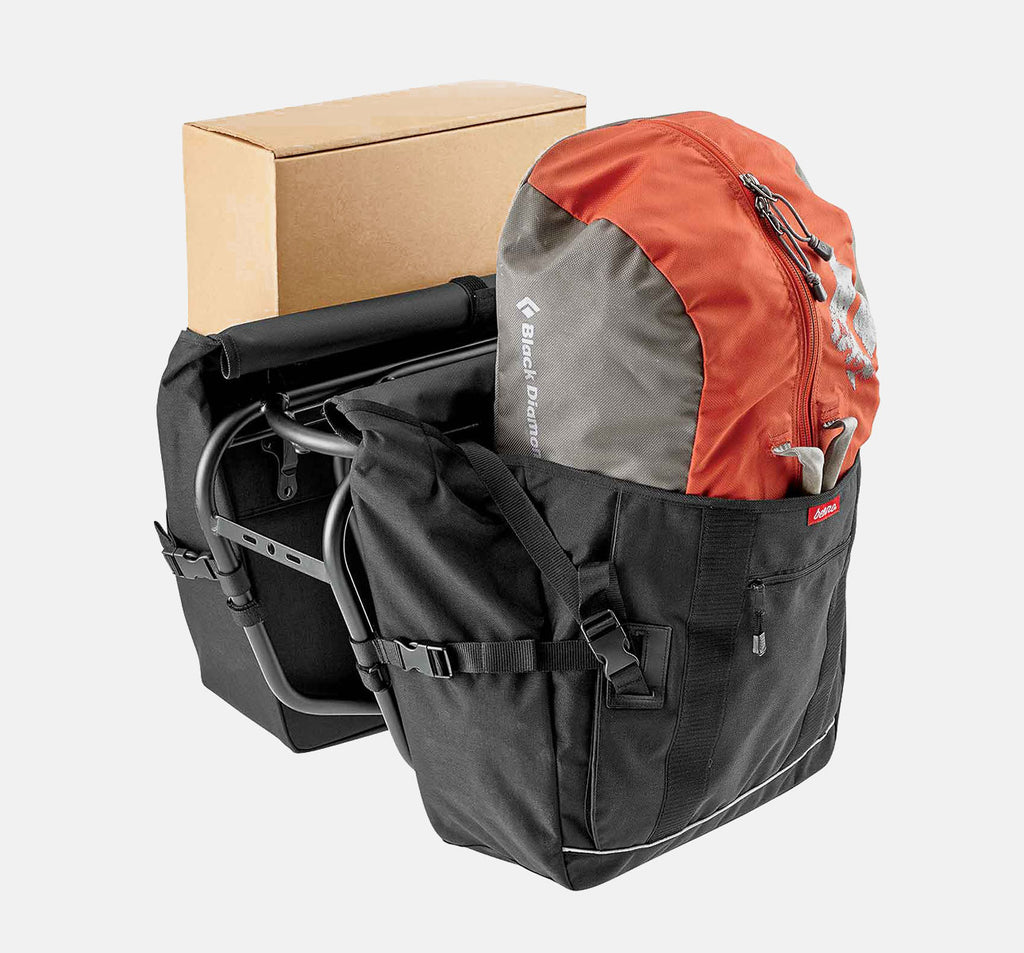 Benno Utility Pannier Bag with Expedition Gear