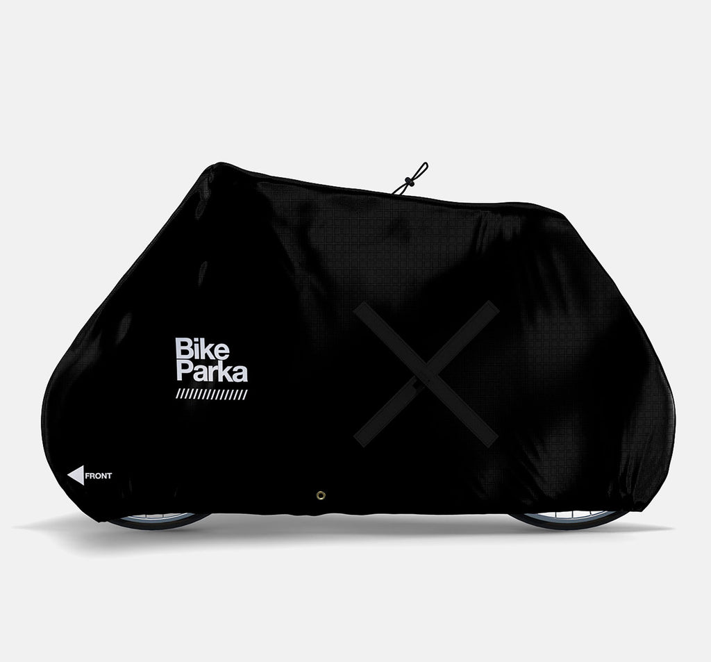 Bike Parka Urban Bicycle Cover - Ink Black