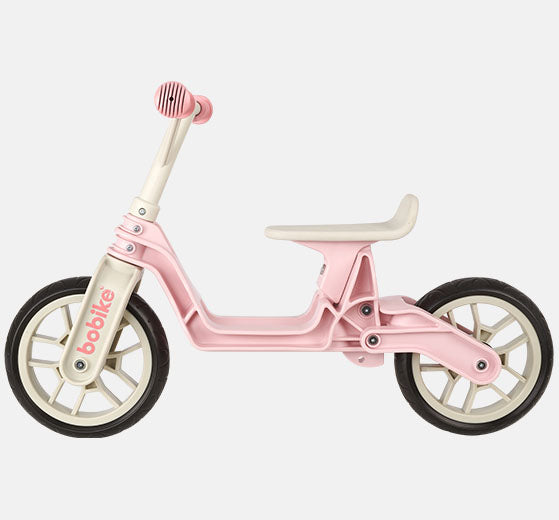Bobike Balance Bike in Cotton Candy Pink