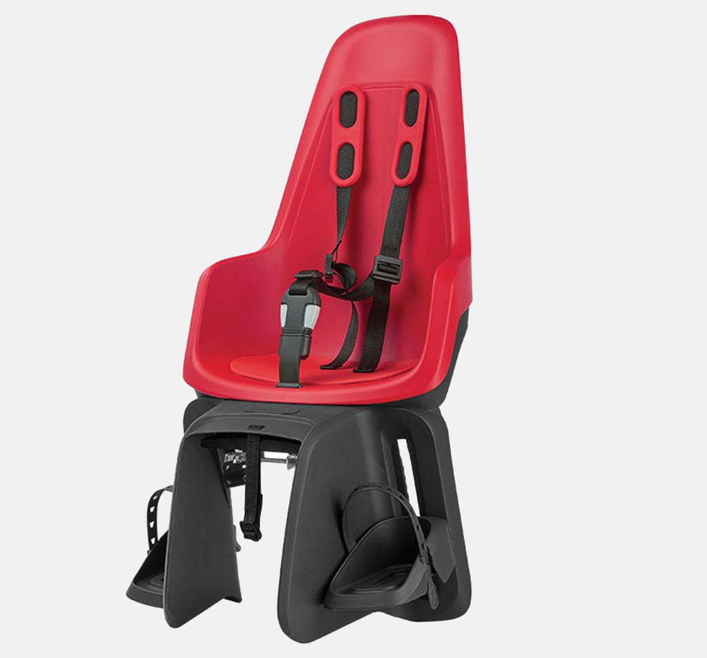 Bobike One Maxi Child Seat - Strawberry Red