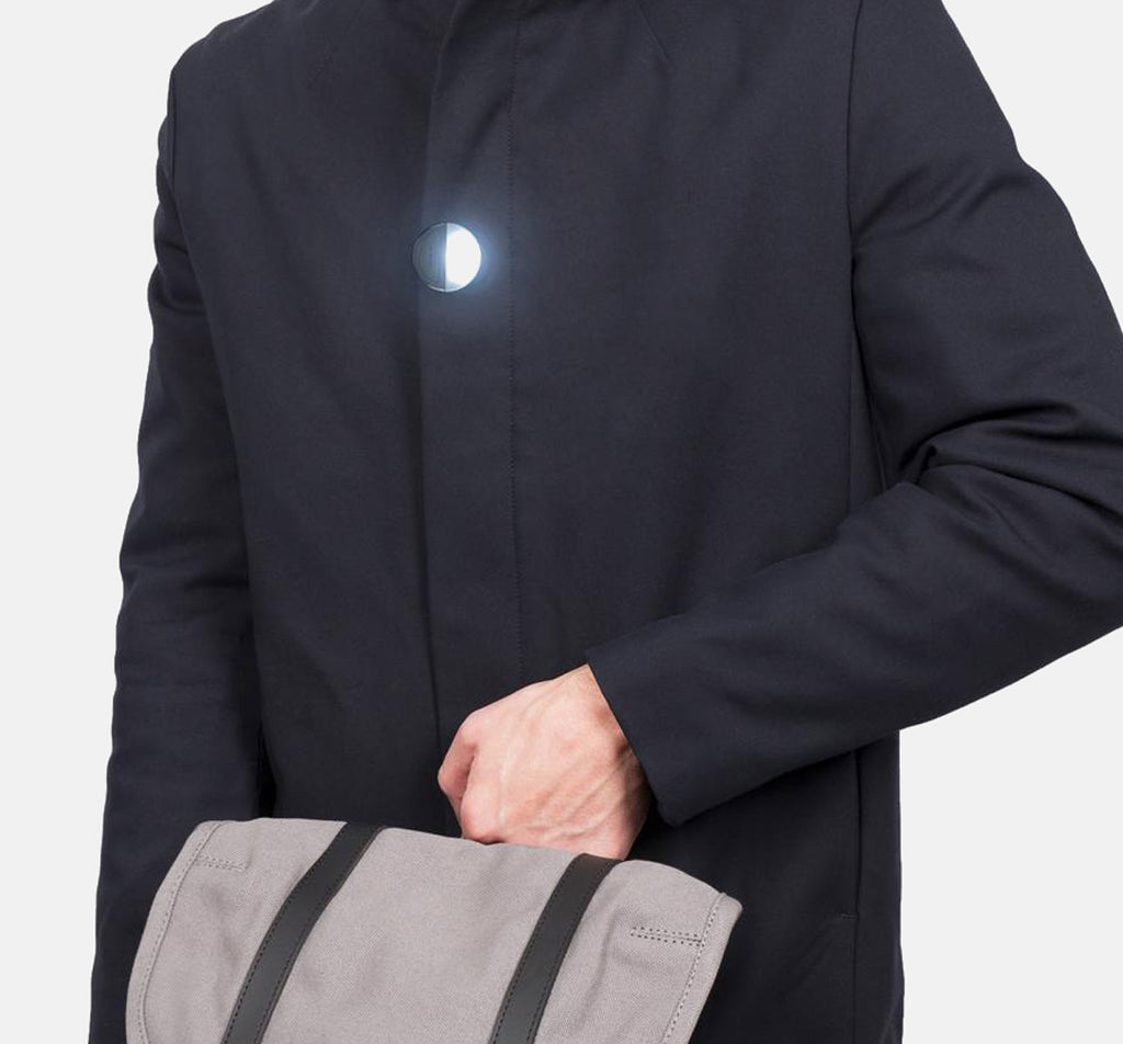 Bookman Wearable USB Light in White Light Mode