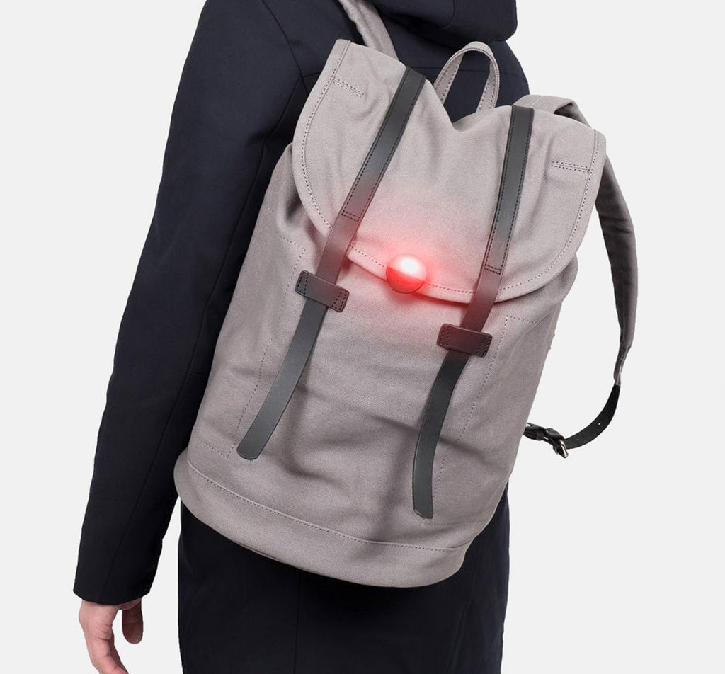 Bookman Wearable USB Light in Red Light Mode