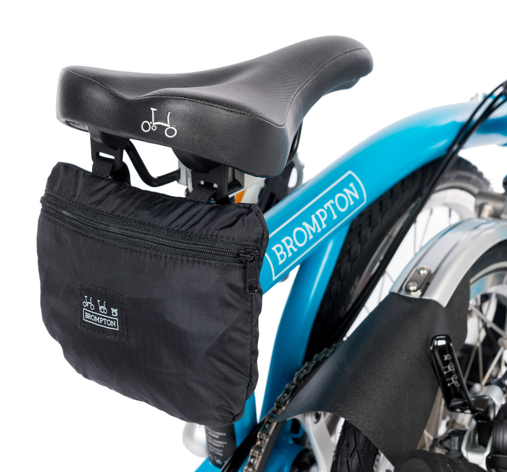 Brompton Bike Cover with Integrated Travel Pouch