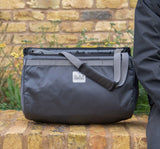 Brompton Borough Basket Bag L in Dark Grey