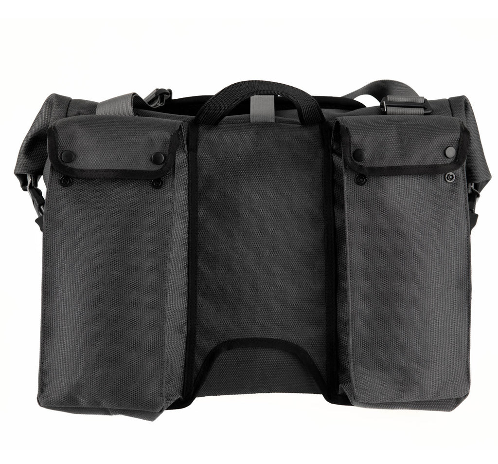 Brompton Borough Roll Top Bag For Brompton Folding Bikes