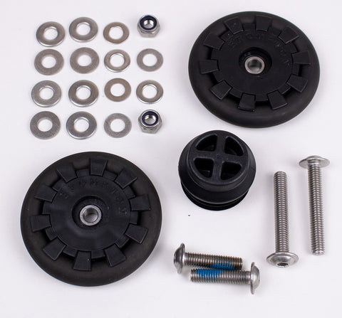 AXLE NUTS & WASHERS
