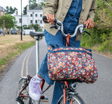 Brompton Borough Basket Shoulder Bag in Liberty Fabric