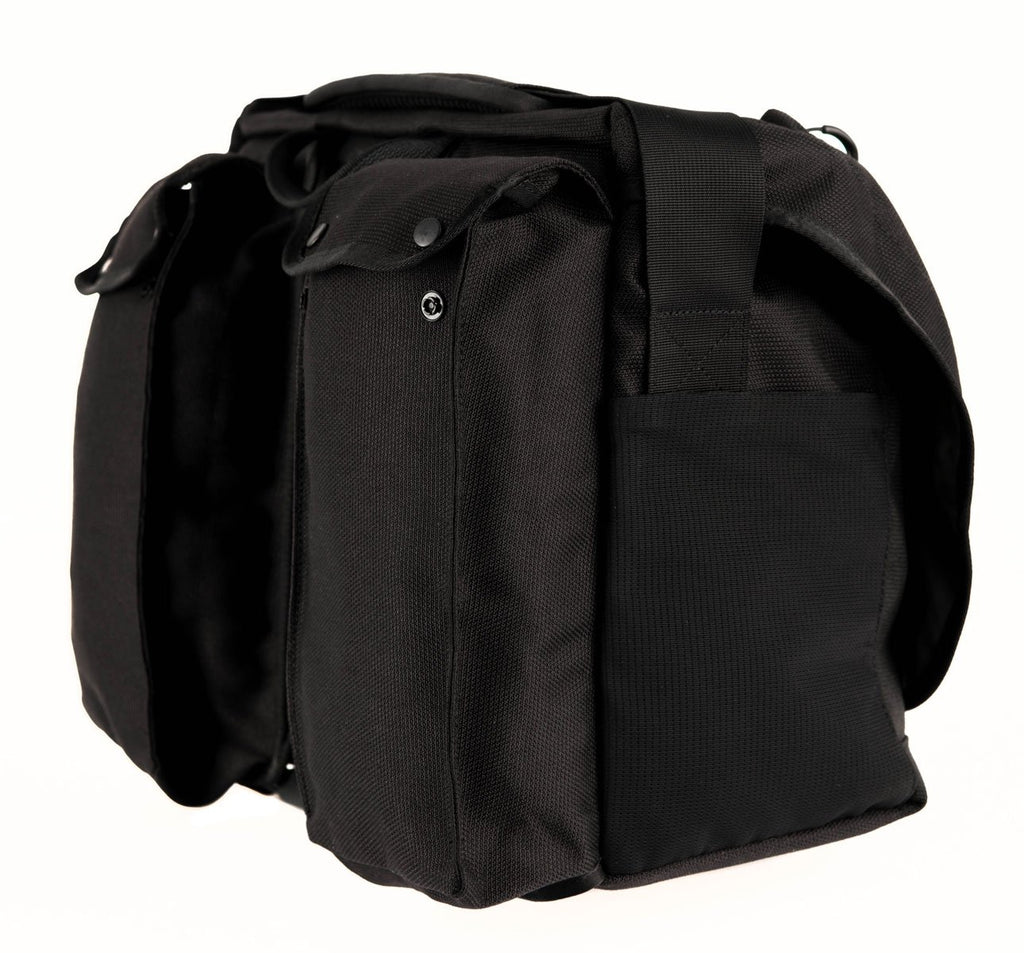 Brompton Metro Messenger Large Bag - Black