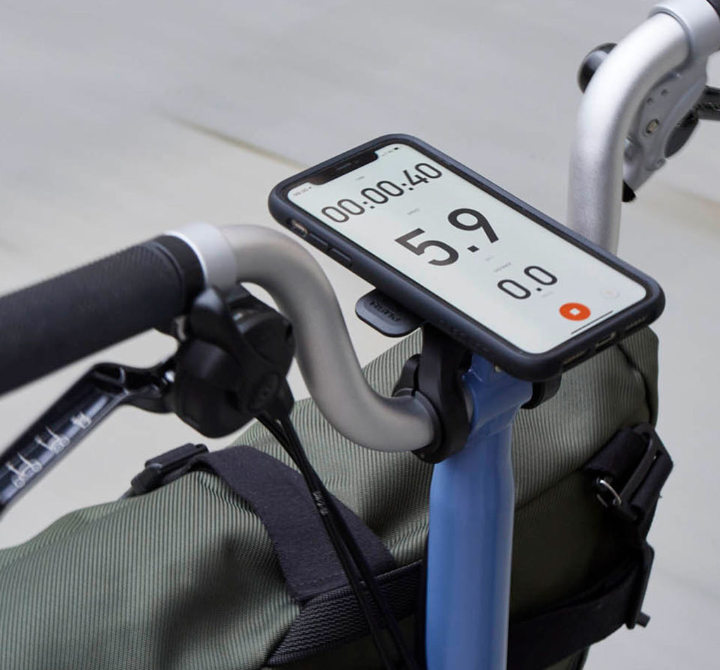 BROMPTON PHONE MOUNT - MOUNT ONLY