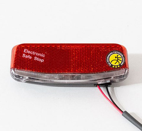 NR 9 XDS REAR FENDER LIGHT