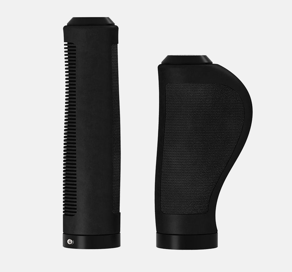 Brooks Ergon Cambium Grips in Black
