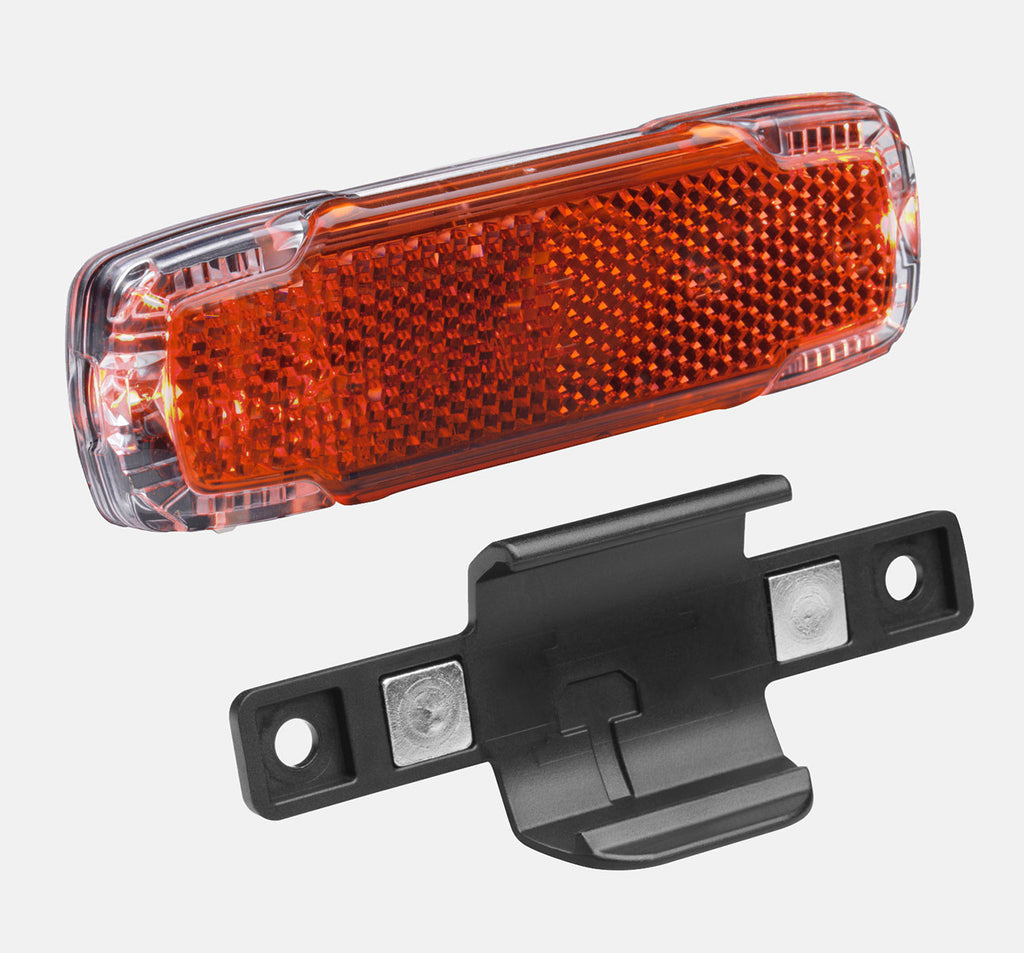 Busch & Muller Toplight 2C USB Rear Light - Illuminated
